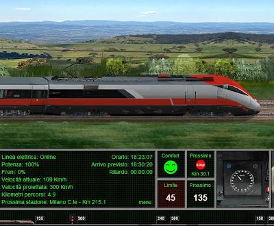 Simulatore guida treno online dating 1