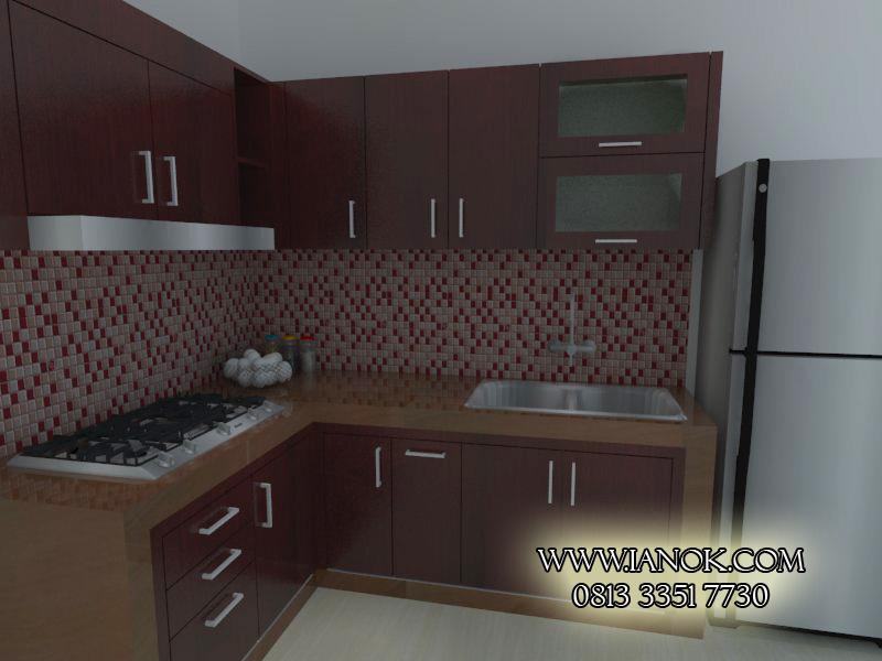 Jasa Pembuatan Kitchen Set Sidoarjo