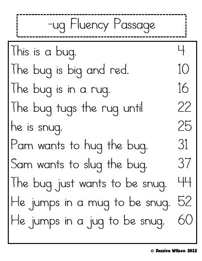 Screen+Shot+2014 01 06+at+9.02.35+PM - Kindergarten Reading Passages For Fluency
