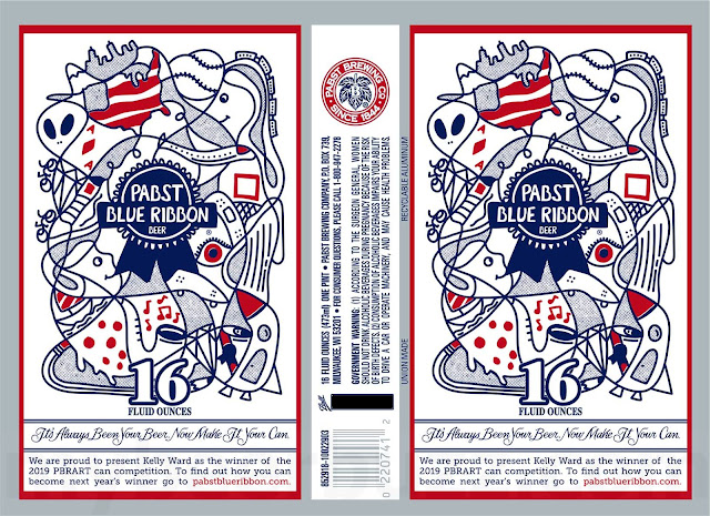 Pabst Revealing 2019 PBART Can Competition Winning Designs