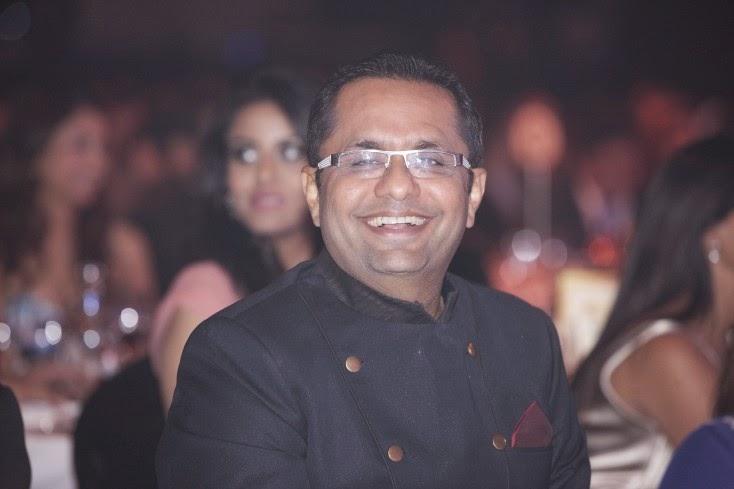 Rizwan Sajan, Masala! Awards 2014 Inside Pics