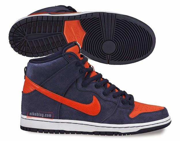 8502bf0385b6 Nike SB Dunk High Chicago Bears