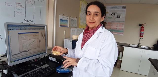Iris Lobos, ingeniero en alimentos