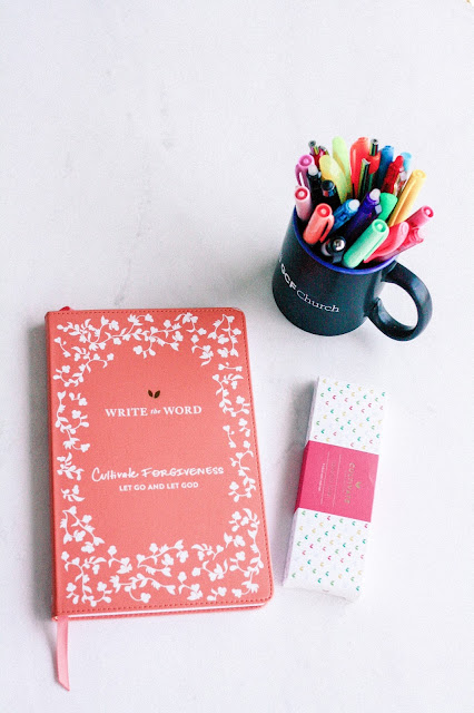 Write the Word Journal from Cultivate What Matters / Jadoregrace.com