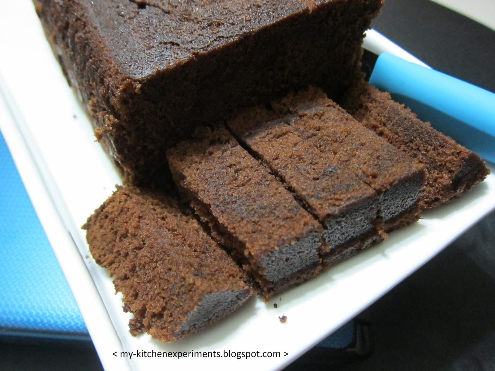 Butterscotch Cake Recipe Joy Of Baking: My Kitchen Experiments: Chocolate Butter Cake Recipe