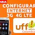 Configurar Internet APN 3G/4G LTE UFF Colombia 2020