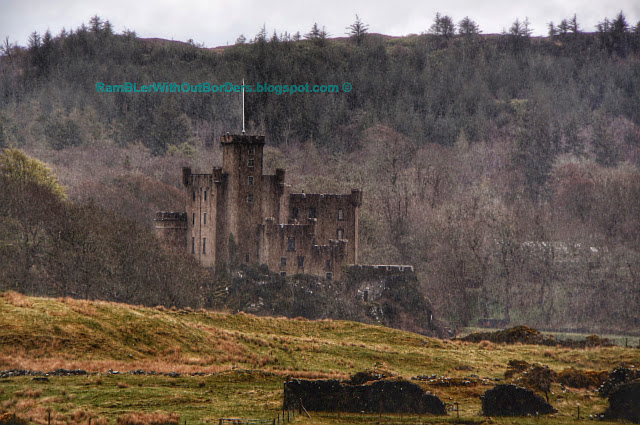 Dunvegan Castle, Isle of Skye, Scotland, UK