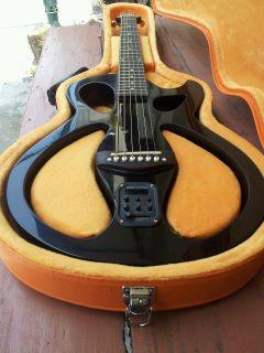 Pengrajin Gitar Listrik Dan Akustik
