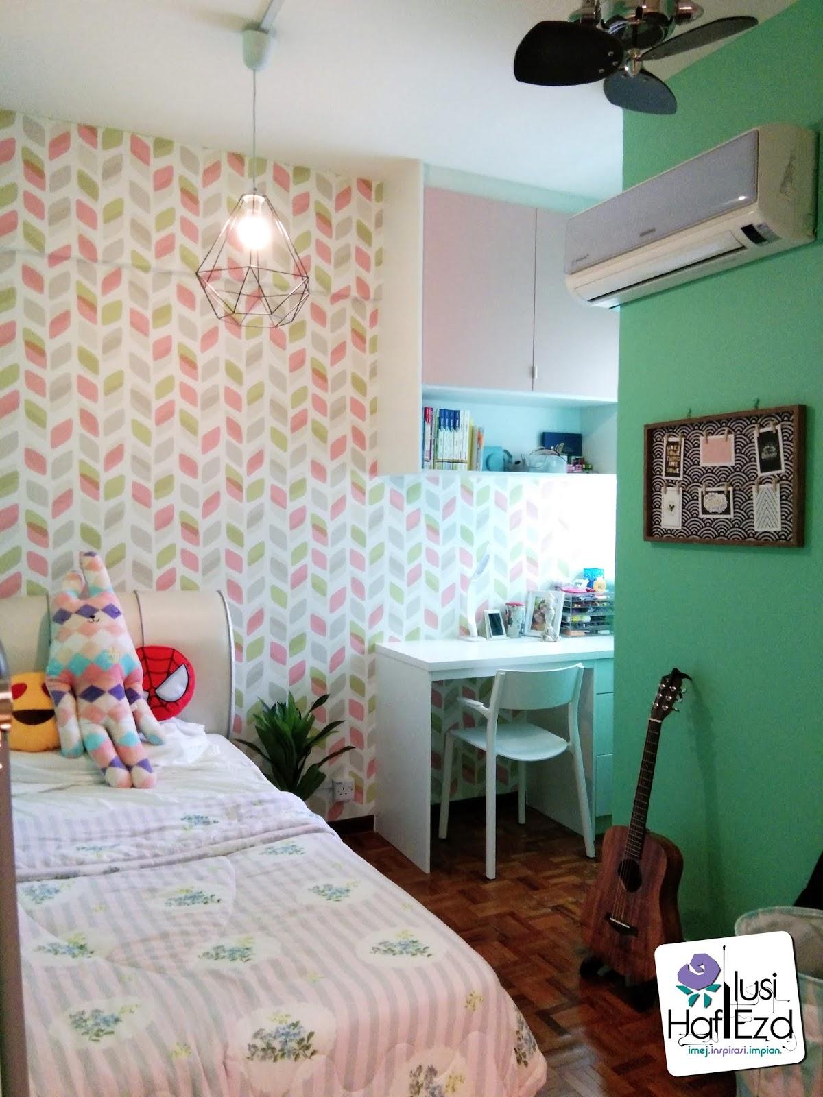 Hias Bilik Tidur Anak Design Rumah Terkini