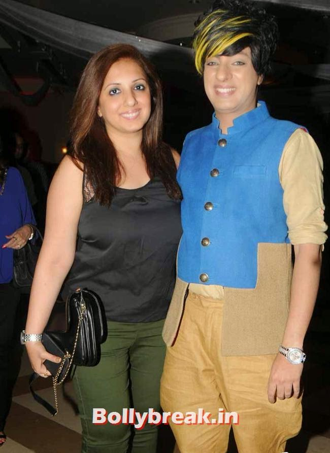 Munisha Khatwani and Rohit Verma, Page 3 Celebs at Rohit Varma's A Beautiful You Inside Out Show