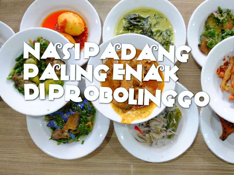 Nasi Padang Paling Enak di Probolinggo