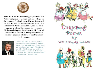 New Christmas Poetry