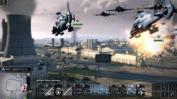 Tom Clancys EndWar PC Repack Free Download Screenshot 1