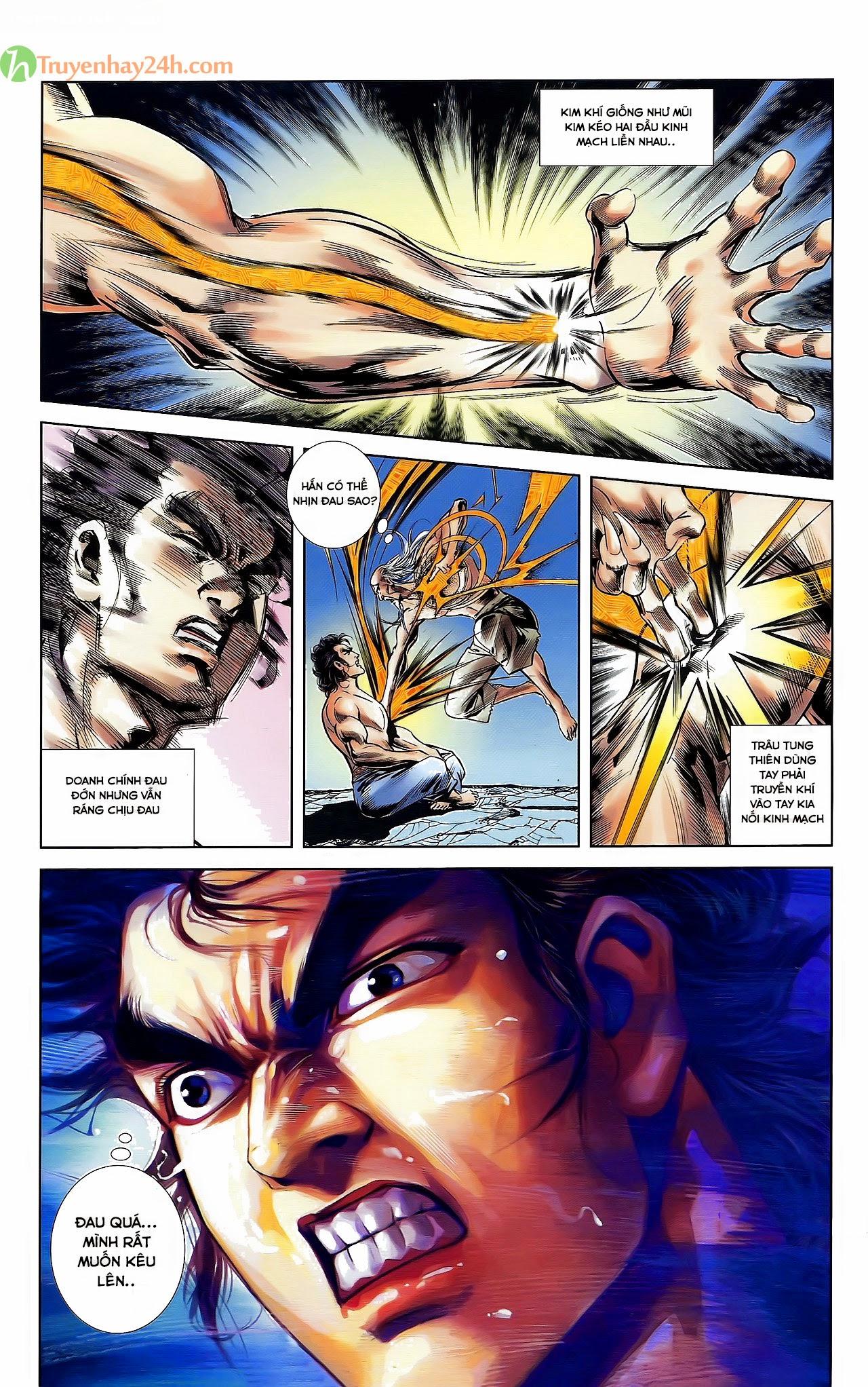 Tần Vương Doanh Chính chapter 30 trang 17
