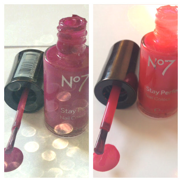 No 7 Stay Perfect Nail Colour Reviews
