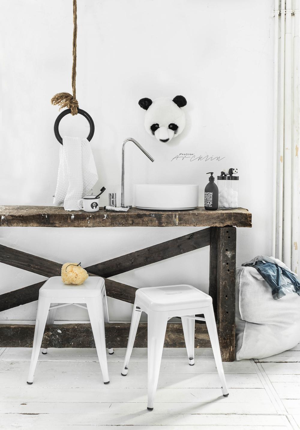 KIDS ROOM - THE PANDA BASIN