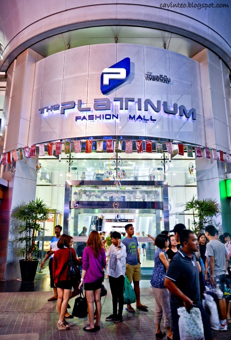 Platinum Fashion Mall Opening Hours
