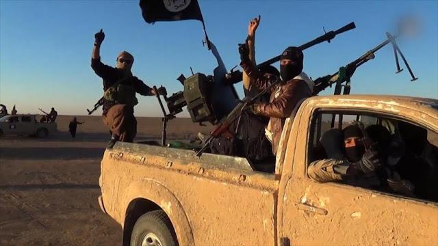 """""""EEUU facilitó información de Inteligencia a terroristas de Daesh"""""""