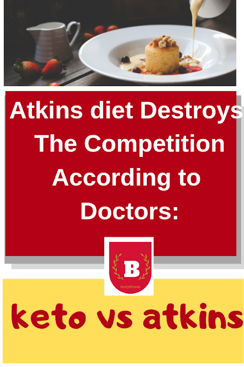 Atkins diet Destroys The Competition