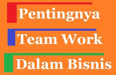 Bisnis, Info, Team Work