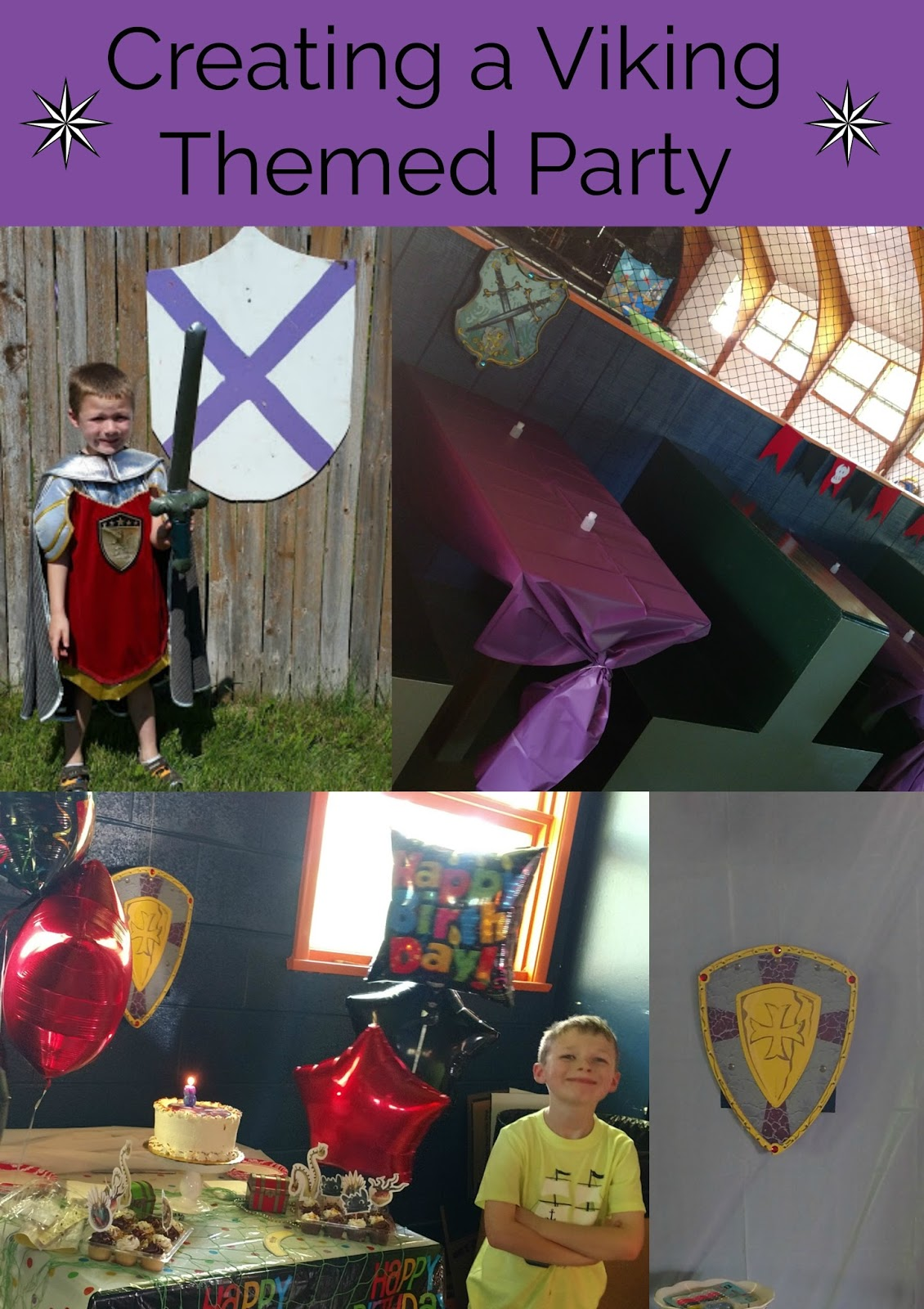 Creating A Viking Themed Party