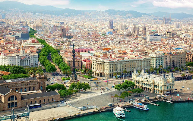 Escolhendo a época para viajar para Barcelona