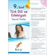 Birey 9.Sınıf Türk Dili ve Edebiyatı Yaprak Testler (2017)