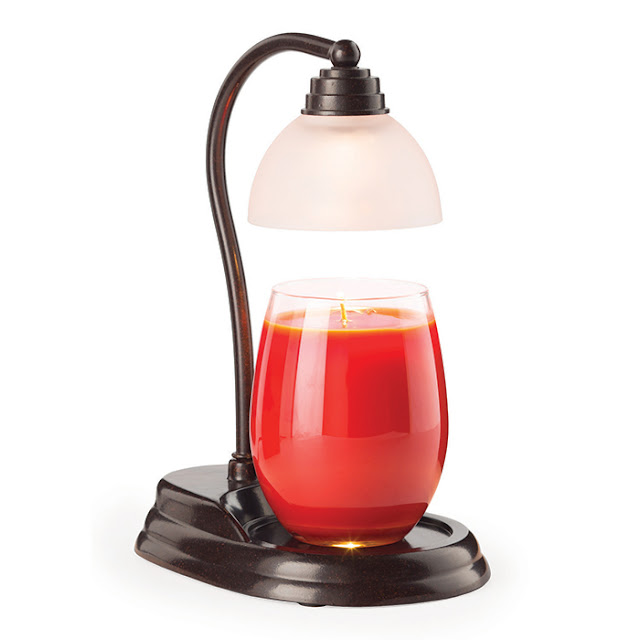 Avis Candle Warmer Lamp Aurora