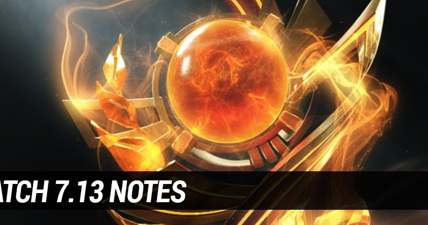 Surrender at 20: Patch 7.13 Notes