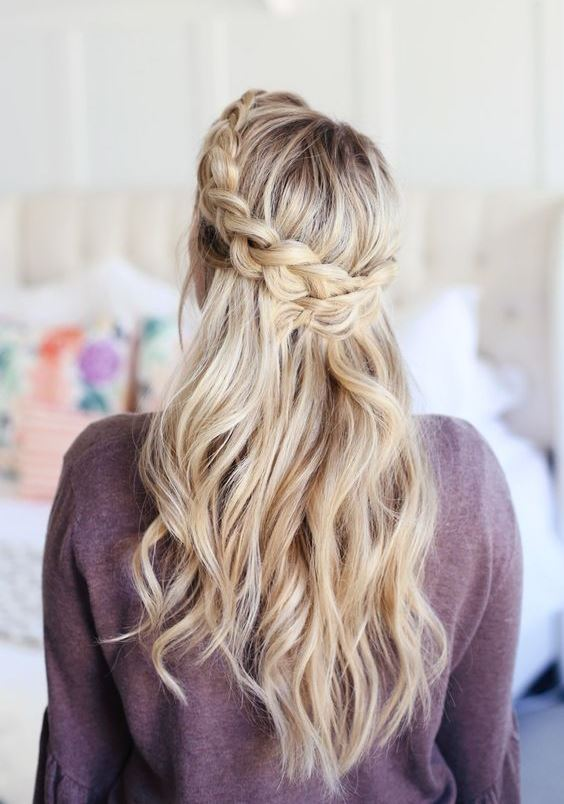 awesome braid idea for this month