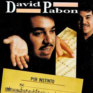 POR INSTINTO - DAVID PABON (1993)