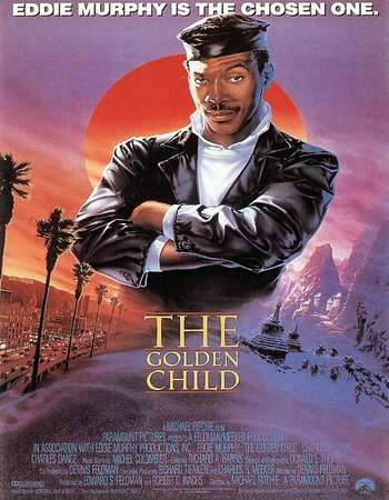 Poster Of The Golden Child 1986 Dual Audio 720p Web-DL [Hindi - English] ESubs Free Download Watch Online downloadhub.net
