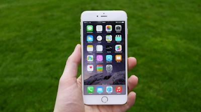 điện thoại iPhone 6 Plus cần thay màn hình mới