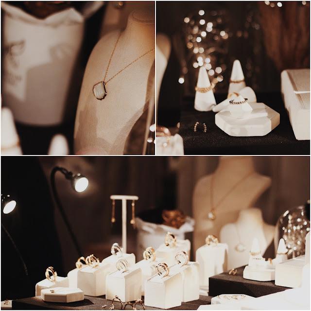 Biżuteria zolline jewellery, obrączki, zawieszki,kolczyki. Biżuteria ślubna. Targi Happy Together.