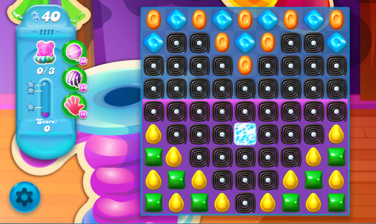 Candy Crush Soda Saga 1111