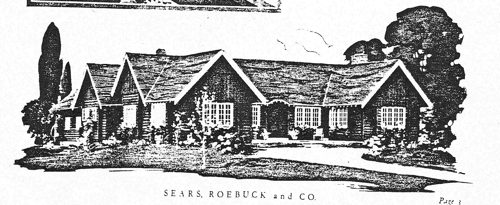 Red Shield Lodge A Sears Built House So Special I