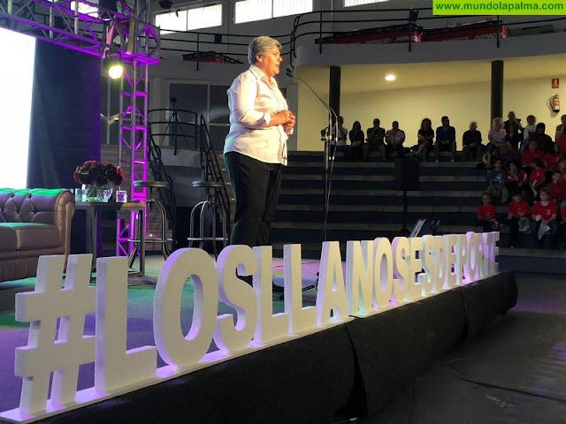 Más de 450 personas secundan el llamamiento institucional del Ayuntamiento de Los Llanos para defender un deporte libre de violencia