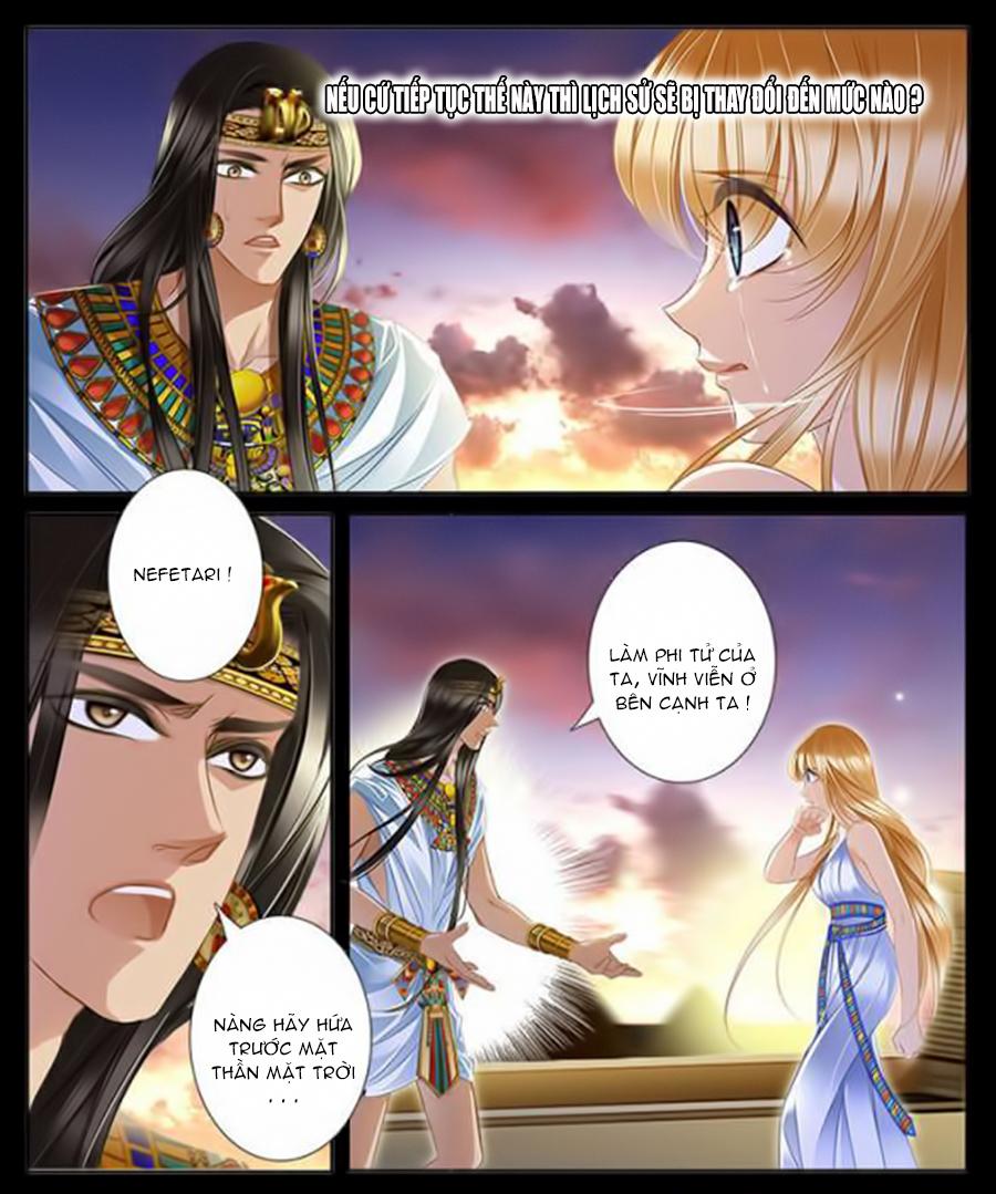 Sủng Phi Của Pharaoh – Chap 22