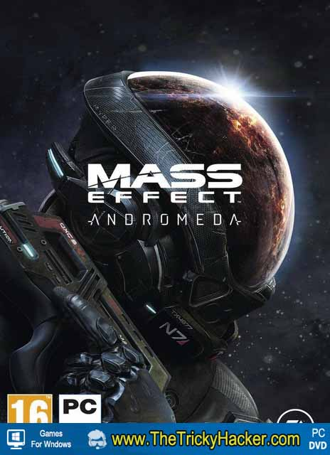Mass Effect Andromeda Free Download [Direct Link]