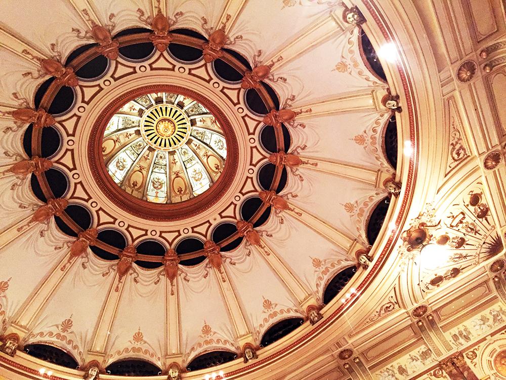 English National Ballet's Nutcracker at the Coliseum - London theatre blog