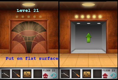 100 Floors Level 21 Floor21 How To Pass Answer Walkthrough
