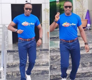 Femi Adebayo: Actor Reveals What He Will Do As President Of Nigeria
