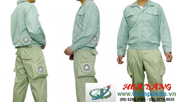 Thực hư công dụng chống nóng thần kỳ của áo điều hòa tiền triệu