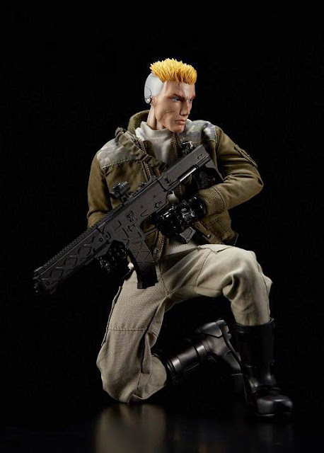 osw.zone BAIT x G.I.JOE x Alpha Industries x 1000toys - 1 / 6. scale DUKE 12-inch action figure preview