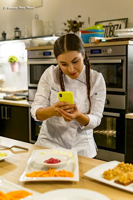Elena Sanchez, Master Chef 5 por El Guisante Verde Project
