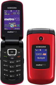 Samsung Contour (SCH-r250) clamshell lands on MetroPCS