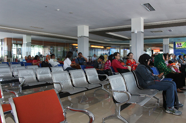 boarding room abdul rahman saleh airport