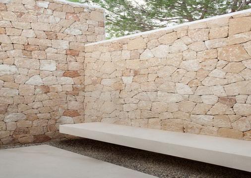pasangan batu alam rumah minimalis