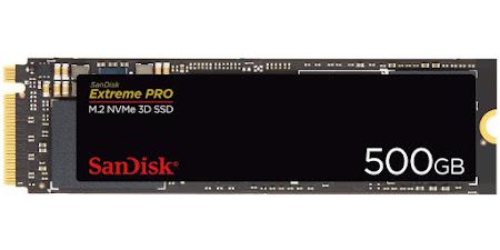 SanDisk Extreme Pro 500 GB
