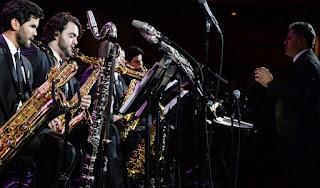 El Jazz vibra en el Teatro Teresa Carreño de Caracas - Venezuela / stereojazz